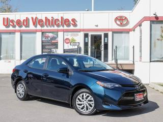 Used 2018 Toyota Corolla LE for sale in North York, ON
