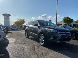 Used 2017 Ford Escape SE for sale in Lévis, QC