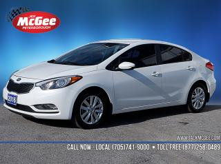 Used 2016 Kia Forte 1.8L LX Winter Tires included for sale in Peterborough, ON