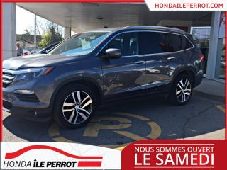 Used 2016 Honda Pilot Touring 7 passagers 9 vitesses for sale in Île-Perrot, QC