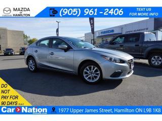 Used 2014 Mazda MAZDA3 GS-SKY GS | REAR CAM | BLUETOOTH | ALLOYS for sale in Hamilton, ON