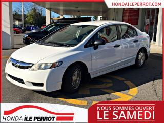 Used 2011 Honda Civic manuelle, DX-G*** wow faite vite ! for sale in Île-Perrot, QC