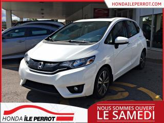 Used 2016 Honda Fit EX-L ***WOW **Navi ,toit+bluetooth+camer for sale in Île-Perrot, QC