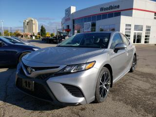 Used 2020 Toyota Camry SE for sale in Etobicoke, ON