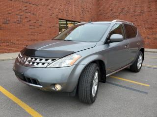 Used 2007 Nissan Murano AWD 4dr SE for sale in Scarborough, ON