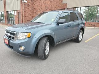 Used 2012 Ford Escape 4WD 4dr XLT for sale in Scarborough, ON