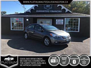 Used 2016 Kia Forte LX for sale in Kingston, ON