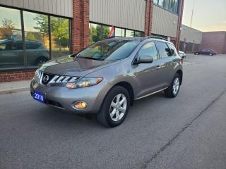 Used 2010 Nissan Murano AWD 4DR for sale in Scarborough, ON