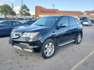 Used 2007 Acura MDX 4WD 4dr for sale in Scarborough, ON