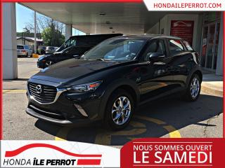 Used 2016 Mazda CX-3 Traction avant 4 portes GS for sale in Île-Perrot, QC