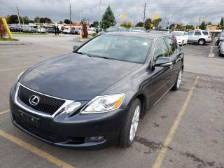 Used 2008 Lexus GS 350 4DR SDN AWD for sale in Scarborough, ON