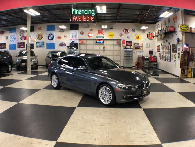 2015 BMW 3 Series 320I X DRIVE LUXUY   PREMIUM PKG AUT0 SUNROOF 94K