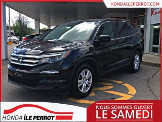 Used 2016 Honda Pilot LX , DVD, CAMERA, A/C , MAGS for sale in Île-Perrot, QC