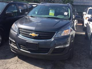 Used 2013 Chevrolet Traverse FWD 4dr LS for sale in Scarborough, ON