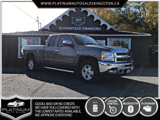 Used 2013 Chevrolet Silverado 1500 LT for sale in Kingston, ON