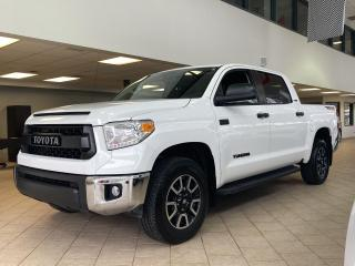 Used 2017 Toyota Tundra SR5+ 5.7L V8 TRD Crew Max for sale in Pointe-Aux-Trembles, QC