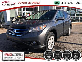 Used 2012 Honda CR-V EX AWD (A5) for sale in Québec, QC