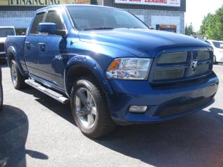 Used 2010 Dodge Ram 1500 Sport 5.7L 8 cyl Hemi Quad Cab 4x4 for sale in Ottawa, ON