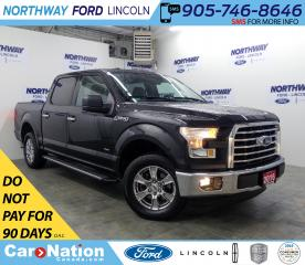 Used 2016 Ford F-150 XLT | RWD | 3.5L ECOBOOST | BACKUP CAM | XTR | for sale in Brantford, ON