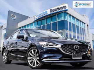 Used 2018 Mazda MAZDA6 GT|SIGNATURE|0% FINANCE|FREE $3000 ACCESSORIES for sale in Scarborough, ON