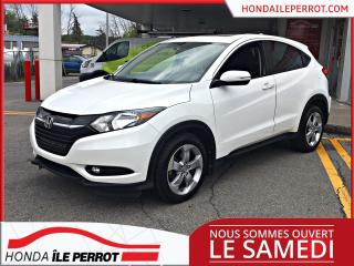 Used 2016 Honda HR-V EX ,2RM CVT, SIEGE CHAUFFANT CAMERA for sale in Île-Perrot, QC