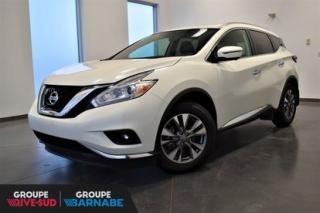 Used 2017 Nissan Murano SL AWD || CUIR TOIT PANO || NAVI || JAMAIS ACCIDEN SL AWD || CUIR TOIT PANO || NAVI || JAMAIS ACCIDEN for sale in Brossard, QC