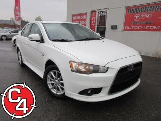 Used 2015 Mitsubishi Lancer AWD AWC SE LIMITÉ TOIT MAG A/C BLUETOOTH for sale in St-Jérôme, QC