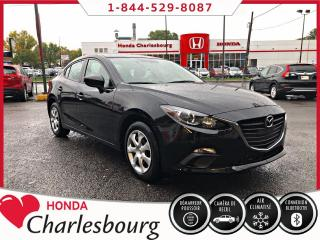 Used 2016 Mazda MAZDA3 GX CLIMATISEUR **AUTOMATIQUE** for sale in Charlesbourg, QC
