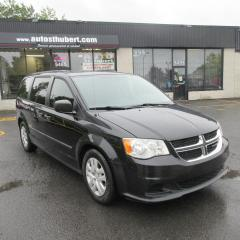 Used 2013 Dodge Grand Caravan SE Stow N Go for sale in St-Hubert, QC