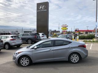 Used 2016 Hyundai Elantra GL for sale in North Bay, ON