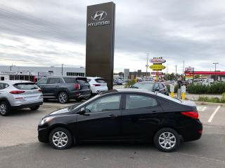 Used 2014 Hyundai Accent GLS for sale in North Bay, ON