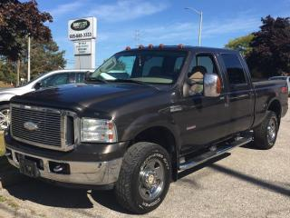 Used 2006 Ford F-250 FX4 DIESEL for sale in Mississauga, ON