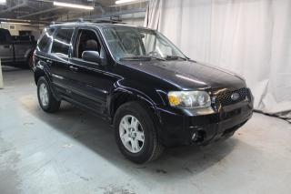 Used 2006 Ford Escape Limited 4WD (BAS KILO 188000KM !!) for sale in St-Constant, QC