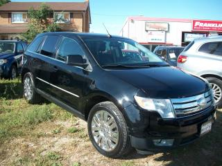 Used 2008 Ford Edge Limited AWD for sale in Cambridge, ON