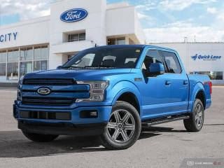 Used 2019 Ford F-150 Lariat for sale in Winnipeg, MB