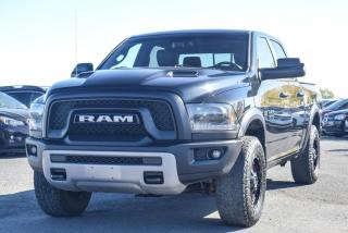Used 2015 RAM 1500 REBEL 4X4 5.7L MAGS TOIT for sale in St-Hubert, QC