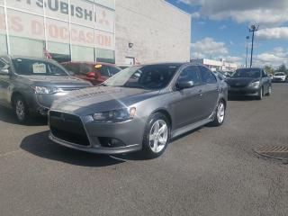 Used 2015 Mitsubishi Lancer GT - CUIR - TOIT - MANUEL for sale in St-Hubert, QC
