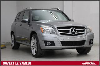 Used 2011 Mercedes-Benz GLK-Class 350 4MATIC AWD TOIT CUIR for sale in Montréal, QC
