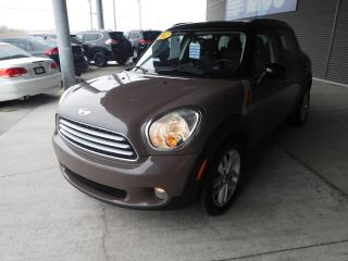 Used 2012 MINI Cooper Countryman TOIT,MAGS,CUIR,A/C,CRUISE,BANC CHAUFFANTS for sale in Mirabel, QC