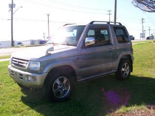 Used 2004 Mitsubishi Pajero Mini for sale in Saint John, NB