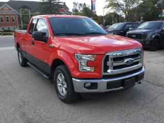 Used 2015 Ford F-150 XLT | Accident Free | Rear Defroster for sale in Harriston, ON