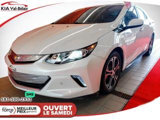 Used 2016 Chevrolet Volt *PREMIER*GPS*CUIR*HYBRIDE* for sale in Québec, QC