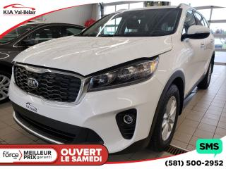 Used 2019 Kia Sorento *LX* V6* 7 PASSAGERS* AWD* CAPACITÉ 5000LBS for sale in Québec, QC