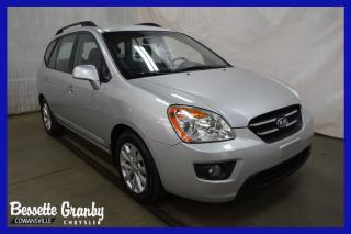 Used 2010 Kia Rondo EX-V6 +Bluetooth, Aucun Carfax+ for sale in Cowansville, QC