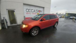 Used 2007 Ford Edge SEL 4X4 CUIR-TOIT-NAVI+++ for sale in Boisbriand, QC