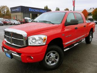Used 2007 Dodge Ram 1500 SLT for sale in Surrey, BC