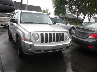 Used 2007 Jeep Patriot 4 RM, 4 portes, Limited for sale in St-Sulpice, QC