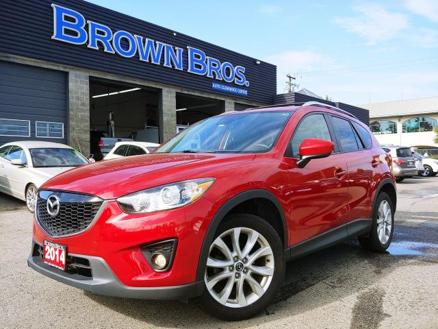 2014 Mazda CX-5 GT, LOCAL, NO ACCIDENTS