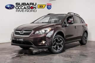 Used 2013 Subaru XV Crosstrek Limited NAVI+CUIR+TOIT.OUVRANT for sale in Boisbriand, QC