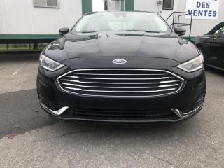 Used 2019 Ford Fusion Hybrid SEL Energi Branchable for sale in St-Eustache, QC